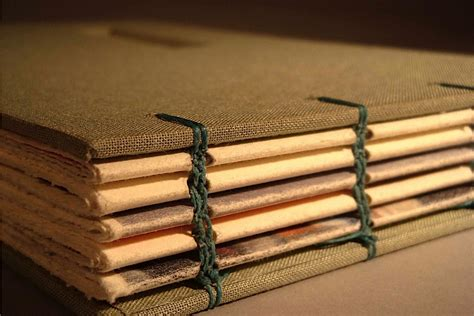 Book Binding Pictures