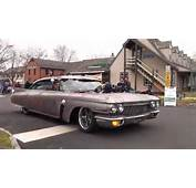 Cummins Supercharged Turbo Diesel Cadillac DeVille  YouTube