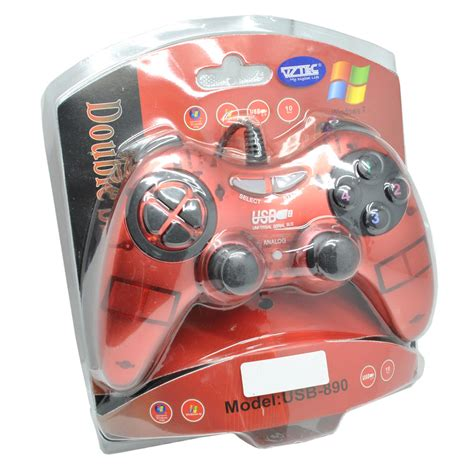 Vztec Usb Getar Stick Pad Gamepad Joystick Model Vz Ga6002 vztec usb vibration controller pad joystick model vz ga6005 jakartanotebook