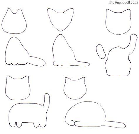 cat pattern pinterest mini cats pattern http craft nunodoll com cat mini gif