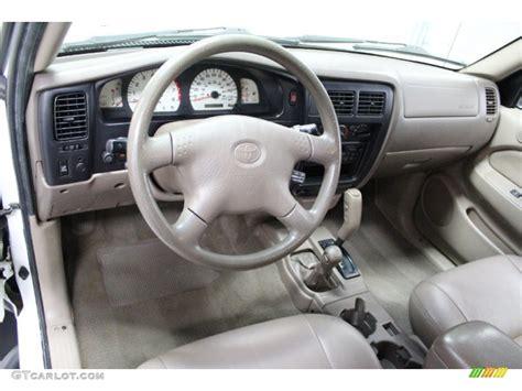 2001 Toyota Tacoma Interior by 2001 Toyota Tacoma V6 Trd Cab 4x4 Dashboard Photos