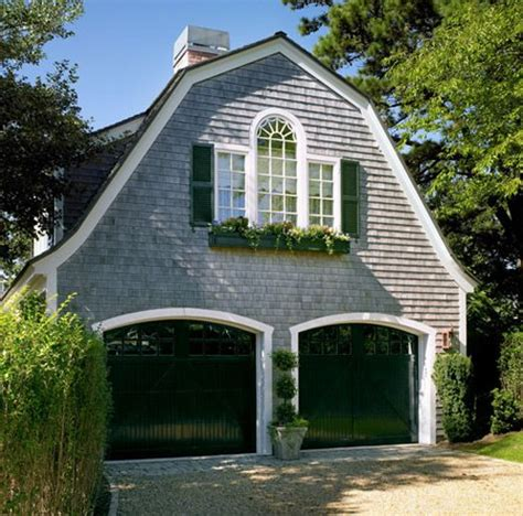 gambrel roof garages carriage houses