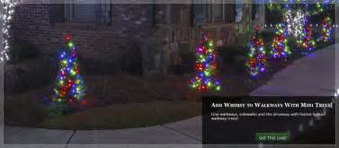 lighted lawn decorations outdoor yard decorating ideas