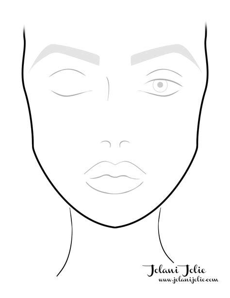 Free Printable Makeup Face Charts Makeup Vidalondon Facecharte Em 2019 Pinterest Makeup Makeup Chart Template