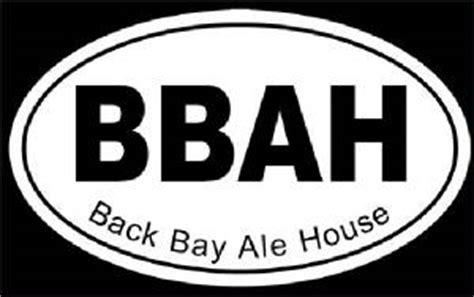 back bay ale house back bay ale house established 2003