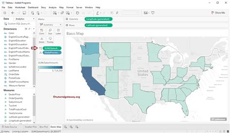 how to make a map how to create a map in tableau