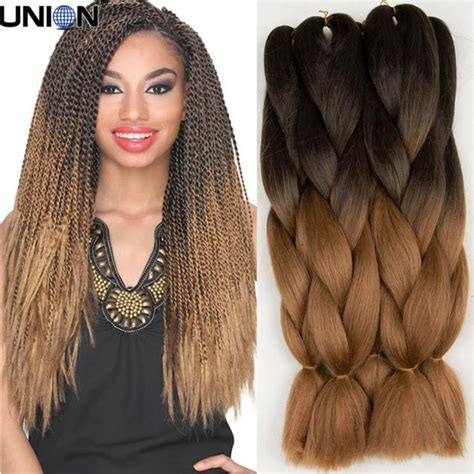 where can i buy ombre braiding hair in indianapolis aliexpress com buy 100g synthetic crochet braids hair