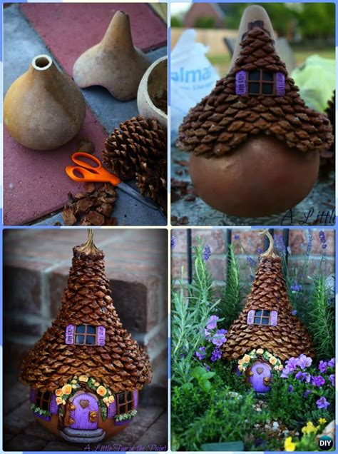 Diy Gourd Craft Projects Fall Home Decor Gourds