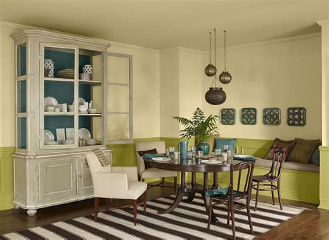 Colors To Paint A Dining Room by Dining Room Ideas Inspiration Yellow Dining Room