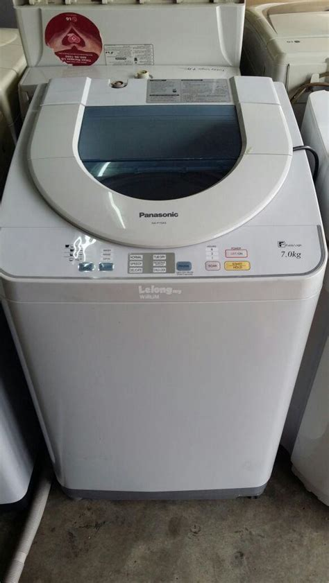 Mesin Cuci Panasonic 7kg 7kg auto panasonic mesin basuh washe end 9 6 2016 12 54 pm
