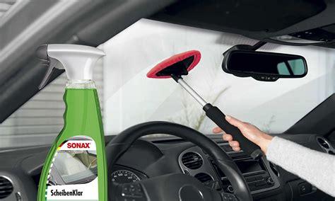 Glasreiniger Auto by Autohimmel Reinigen So Reinigen Sie Den Dachhimmel Ihres