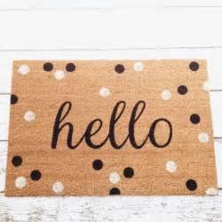 1000 ideas about doormats on floors door
