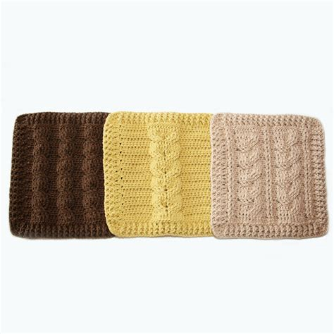 cable knit dishcloth pattern crochet cable sler dishcloths pattern knitting