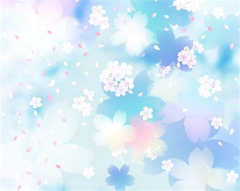 Pretty Blue Backgrounds Wallpaper Cave Blue Flower Powerpoint Backgrounds Hd Free Wallpaper