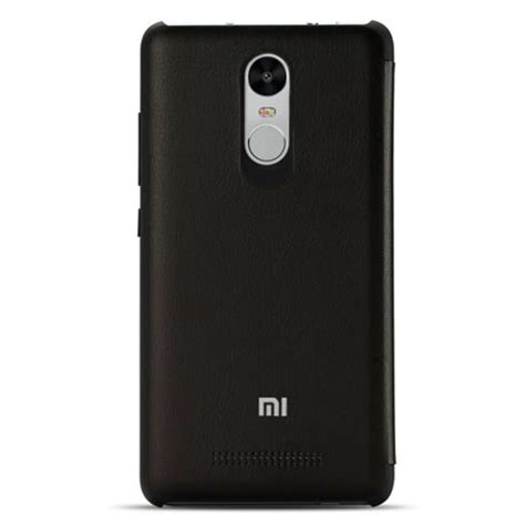 Flip Shell Iseven Xiaomi Redmi 3 Black xiaomi redmi note 3 leather flip black