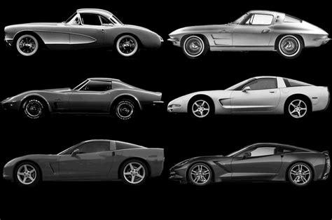 chevrolet corvette evolution photo 1