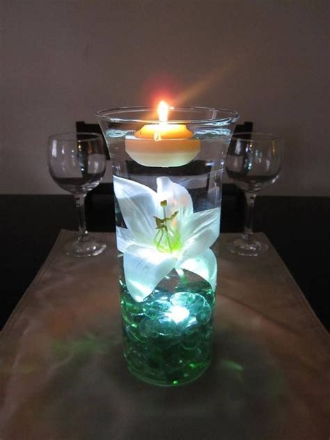 candle centerpieces for home 17 best ideas about floating candle centerpieces on