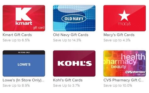 Gift Card Deals November 2017 - belk gift cards at cvs lamoureph blog