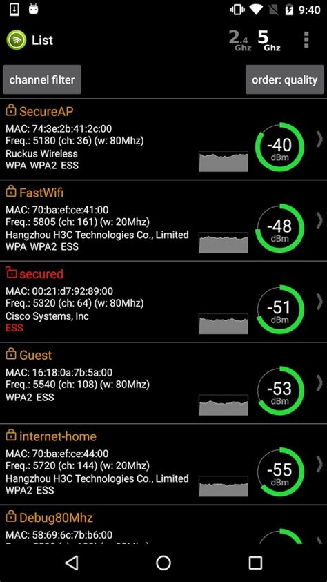 android wifi analyzer android wifi analyzer 28 images 10 best wifi booster apps for android free apps for analyze