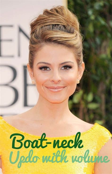 hairstyles for boat neckline pin by hairdressers journal on a list looks pinterest