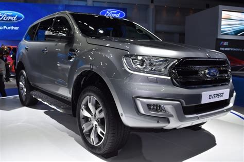 ford endeavour 2018 2018 ford endeavour 2018 ford everest spied testing for
