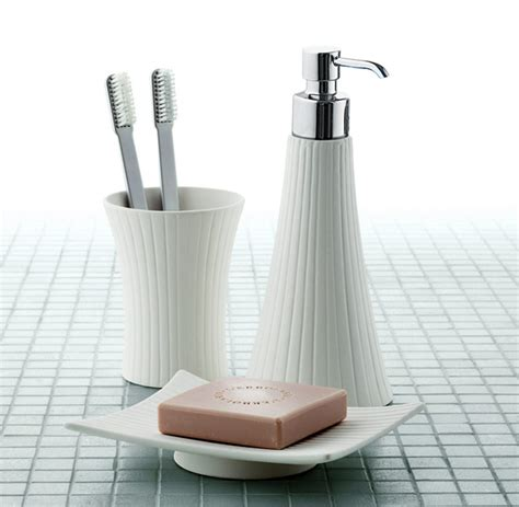 designer bathroom accessories modern bathroom appliances set