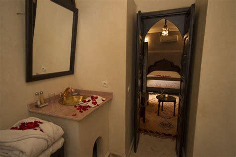 riad marrakech pas cher chambres riad amir