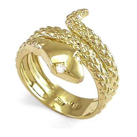 039 s and 039 s ring snake eye serpent