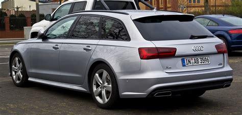 Audi A6 C7 Avant by 2015 Audi A6 Avant C7 Pictures Information And Specs