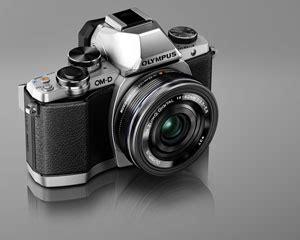 olympus om d e m10 systemkamera kit inkl 14 42mm de kamera