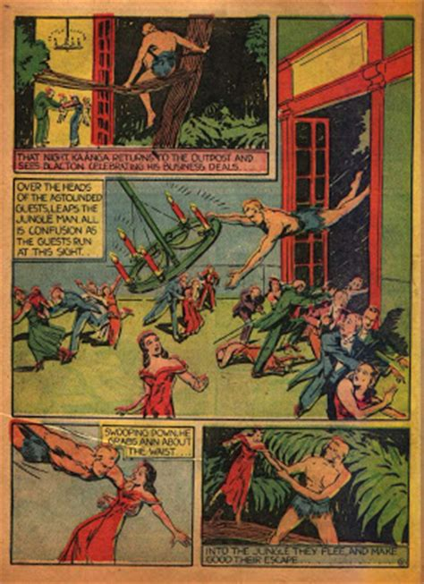 fiction house from pulps to panels from jungles to space books the comic book catacombs k 228 anga in quot prey of the slavers