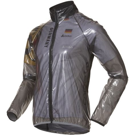 hardshell cycling jacket wiggle odlo mud hardshell transparent jacket cycling