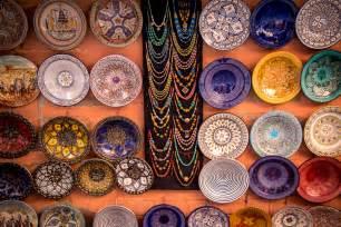 Unique Lamps the souks of the marrakech medina morocco