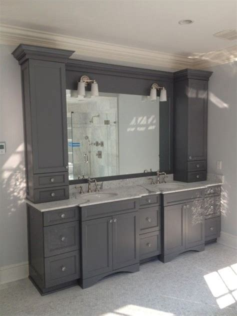 pretty houzz bathroom vanities on storage furniture
