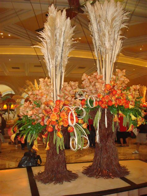 Fall Flower Arrangements Wedding by Fall Flower Arrangement