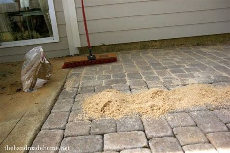Patio Pavers Installation 25 Best Ideas About Cobblestone Pavers On Pinterest
