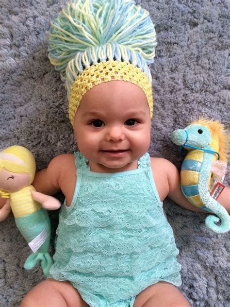 Wig Baby 25 best ideas about yarn wig on