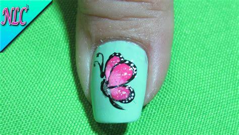 imagenes uñas decoradas con mariposas decoracion de u 241 as mariposa como pintar mariposas