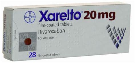 Obat Xarelto 20 Mg severe bleeding risk linked to xarelto council bluffs examiner council bluffs iowa
