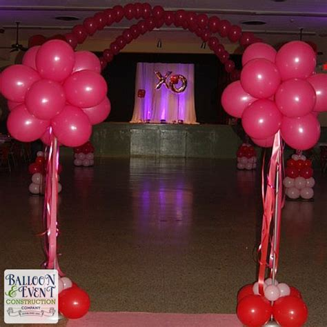 Home Decoration Birthday Party by Valentine S Day Balloon Decor