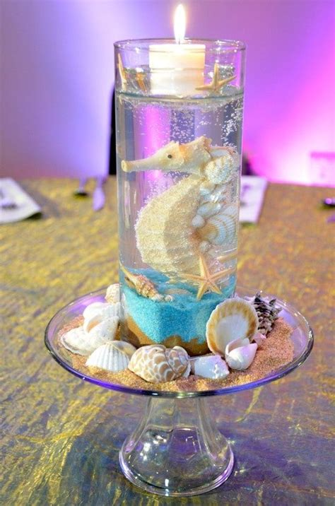 the sea centerpieces 25 best ideas about centerpieces on
