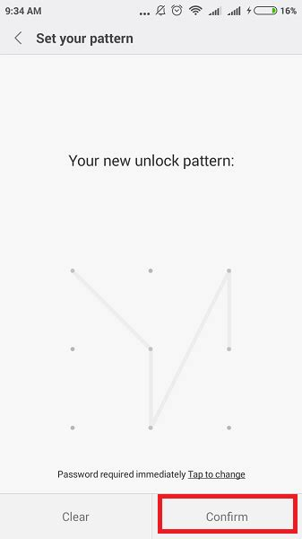 drawing pattern lock how to add pattern lock in your android iphone windows