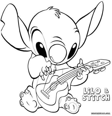 color stitch stitch coloring pages easy to print coloring for