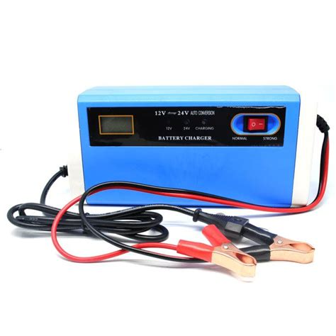 Charger Aki Portable 30a12v Mobil Motor Lcd charger aki dengan lcd charge aki mobil atau motor anda