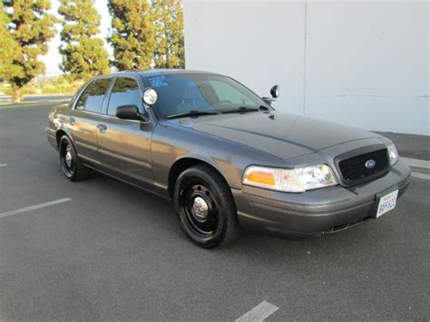 2007 Ford Crown by 2007 Ford Crown Interceptor For Sale In