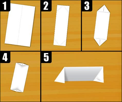 How Do U Make A Paper Football - the gallery for gt how to make a paper football field