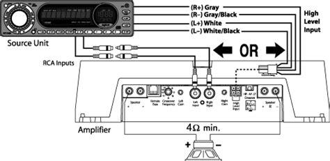rockford fosgate wiring diagram efcaviation