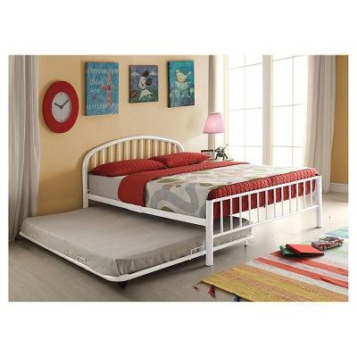 trundle bed target kid trundle bed target