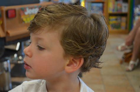 littel boys curly haircut wavy hair kidsnips com kidsnips haircuts for boys