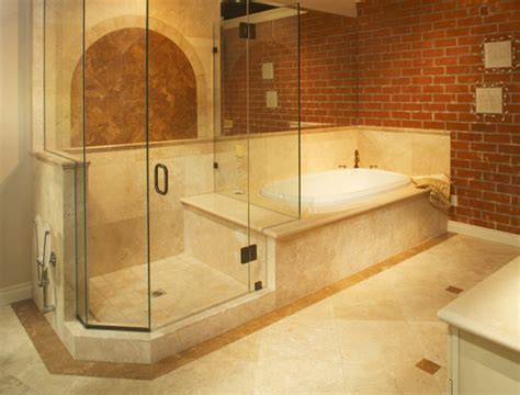 best type of flooring for bathrooms spoilt for choice 5 modern types of bathroom flooring